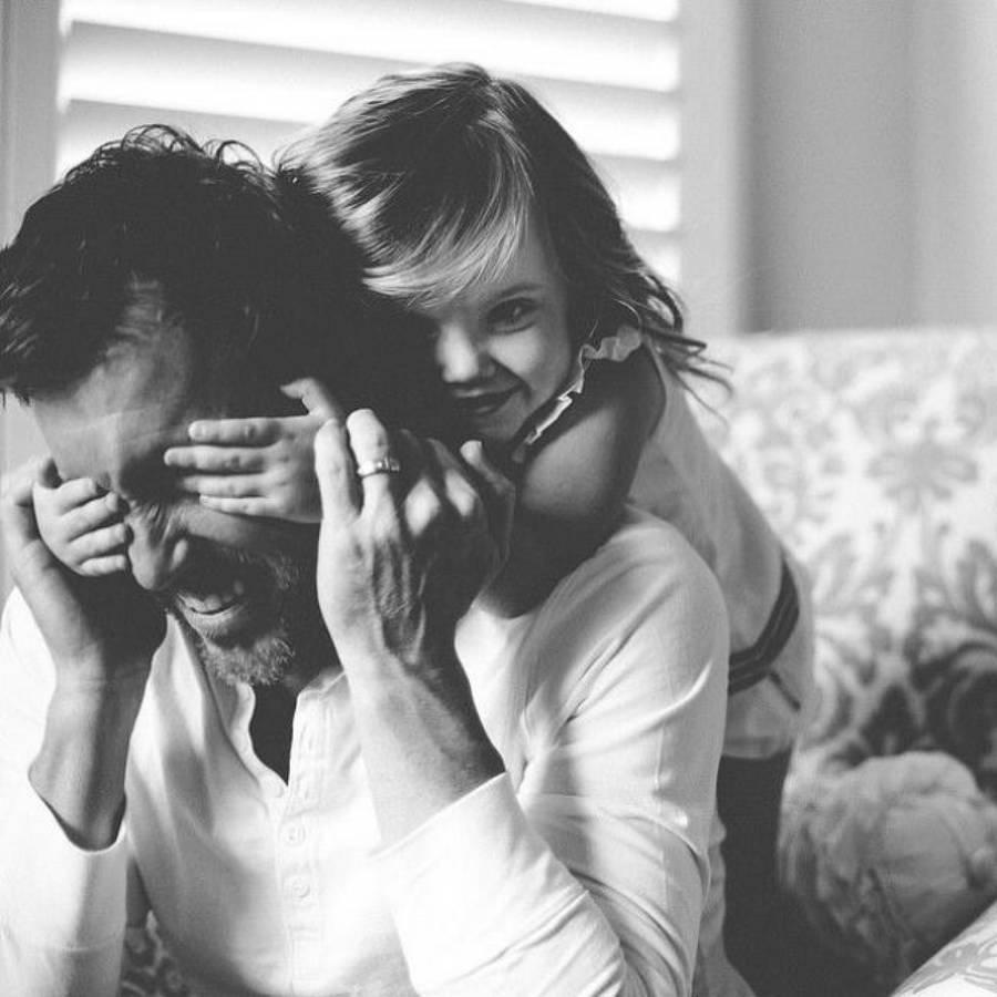 Фото дочери с отцом смотрит 12 фотография